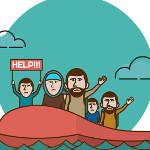 Marcophono Flüchtlinge
